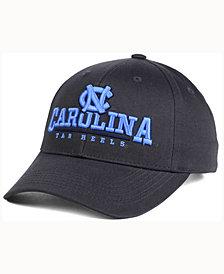 Top of the World North Carolina Tar Heels Charcoal Teamwork Snapback Cap