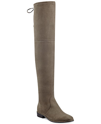 7074398921a Marc Fisher Humor Over-The-Knee Boots