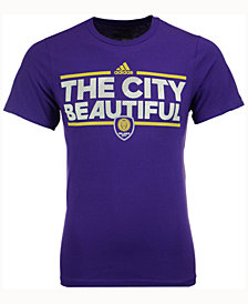 adidas Men's Orlando City SC Dassler City Nickname T-Shirt