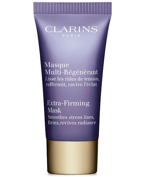 Clarins Receive a FREE Trial Size Extra-Firming Mask with $100 Clarins Purchase!