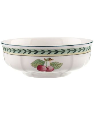 Dinnerware, French Garden Fleurence Cereal Bowl