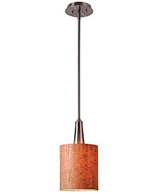 Kenroy Home Bulletin Mini Pendant Light
