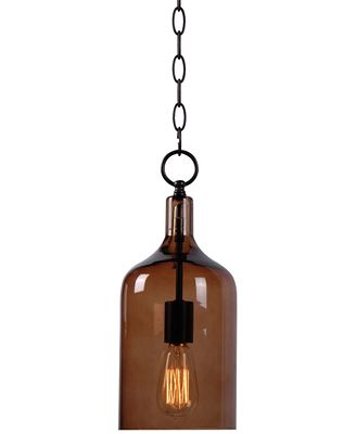 Kenroy Home Capri 1-Light Mini Pendant