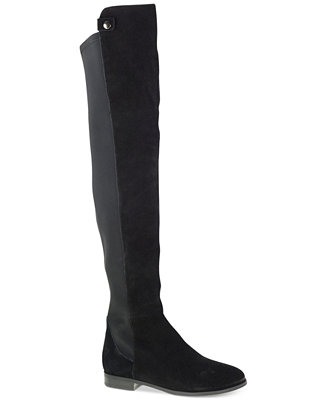 cd3c3a7e3bb Chinese Laundry Robin Over-The-Knee Pull-On Boots   Reviews - Boots - Shoes  - Macy s