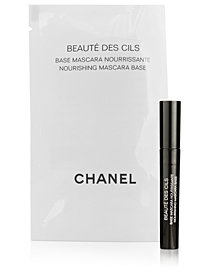 Receive a Complimentary CHANEL Beaute De Cils Mascara Primer with any CHANEL mascara purchase