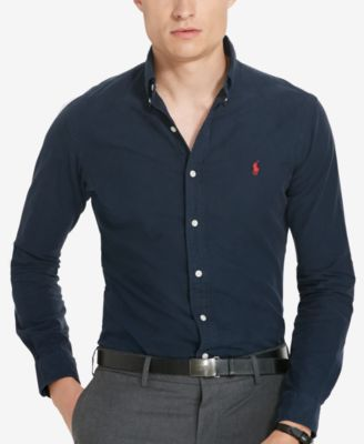e570d41c249d ... black reduced mens ralph lauren shirts long sleeve button down polo ralph  lauren mens button down shirt ...