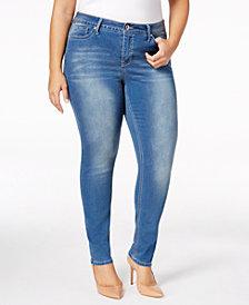 Hydraulic Trendy Plus Size Emma Skinny Jeans