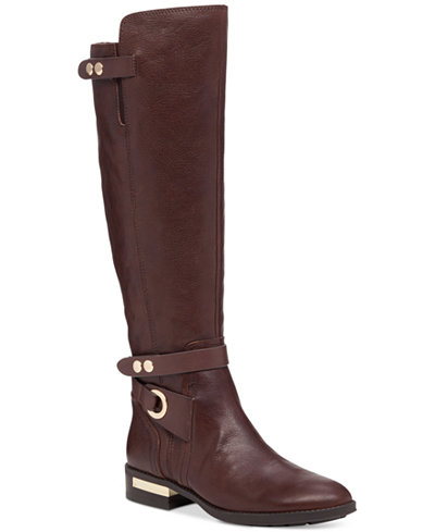 Vince Camuto Prini Wide-Calf Tall Boots