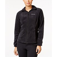 Deals on Columbia Womens Petite Benton Springs Fleece Jacket