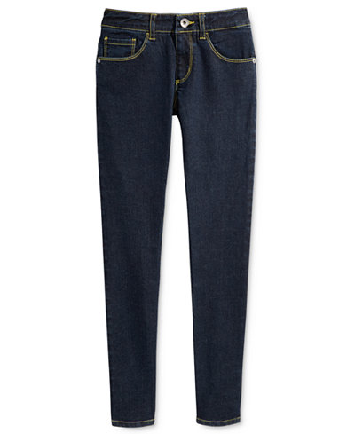 GUESS Power Low-Rise Skinny Jeans, Big Girls (7-16)