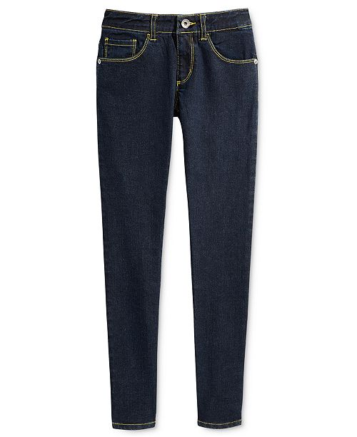 GUESS Big Girls Power Low-Rise Skinny Jeans
