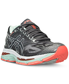 Asics Women's GEL-Nimbus 19 Running Sneakers from Finish Line