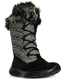 Skechers Women's On The Go 400 - Glacial Outdoor Boots from Finish Line