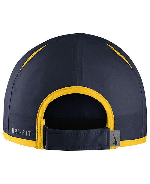 34d5123074e Nike Michigan Wolverines Featherlight Cap   Reviews - Sports Fan ...