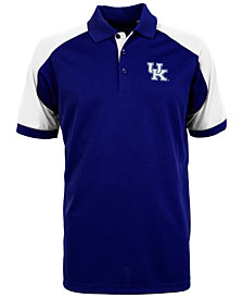 Antigua Men's Kentucky Wildcats Century Polo Shirt
