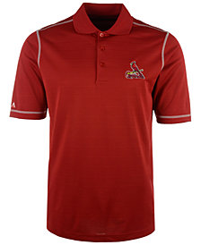 Antigua Men's St. Louis Cardinals Icon Polo