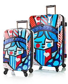 Heys Britto Freedom Expandable Hardside Spinner Luggage