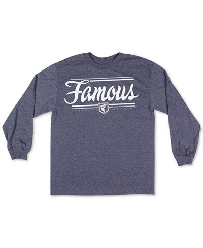 Famous Stars and Straps Men's Loyal Fam Graphic-Print T-Shirt