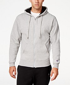 Men's Powerblend Fleece Zip Hoodie