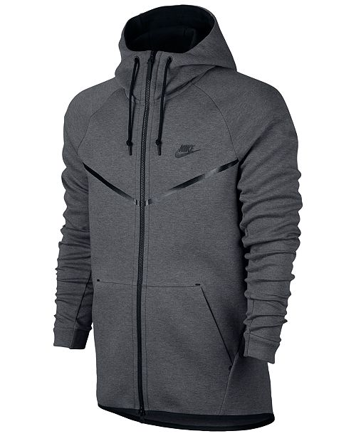 f6fd5ad6f8 Nike Men s Tech Fleece Windrunner Hoodie   Reviews - Hoodies ...