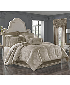 J. Queen 4-Pc. New York Corinna King 4-Pc. Comforter Set