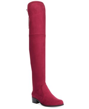 Charles by Charles David Gunter Over-The-Knee Flat Boots Women