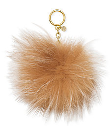 Receive a FREE Fur Pom Pom Keychain with $200 MICHAEL Michael Kors Regular-Price Purchase