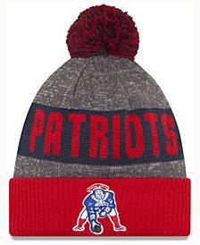 New Era New England Patriots Classic Sport Knit