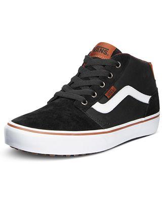Vans Men's MN Chapman Mid Mte Sneakers