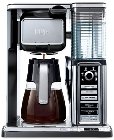 Ninja CF091 Coffee Bar® Glass Carafe System
