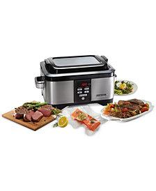 Hamilton Beach® Professional Sous Vide and 6-Qt. Slow Cooker