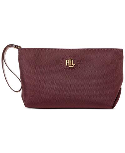 Lauren Ralph Lauren Bainbridge Cosmetics Wristlet