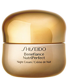 Shiseido Benefiance NutriPerfect Night Cream , 1.7 oz