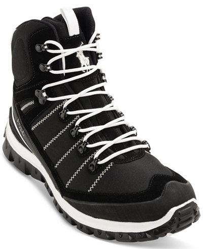 Polo Ralph Lauren Men\'s Hillingdon Boots - All Men\'s Shoes - Men ...