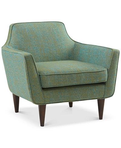 Deklin Accent Chair, Quick Ship