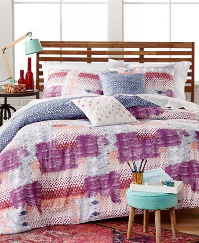 CLOSEOUT! Tassa 5-Pc. Comforter Sets