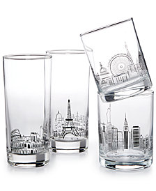 Luminarc Skylines Glassware Collection