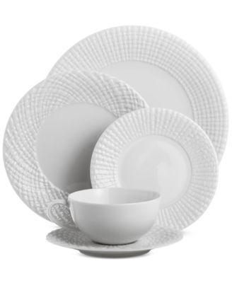 Palm Dinnerware Collection 5-Pc. Place Setting