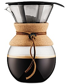 Bodum 34-Oz. Pour-Over Coffee Maker