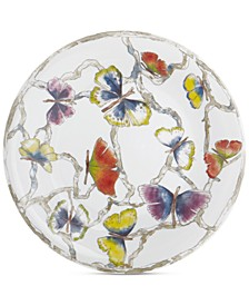 Butterfly Ginkgo Dinnerware Collection Salad Plate