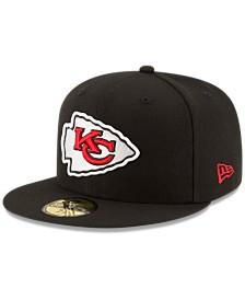 New Era Kansas City Chiefs Team Basic 59FIFTY Fitted Cap