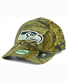 New Era Seattle Seahawks The League Realtree 9FORTY Cap