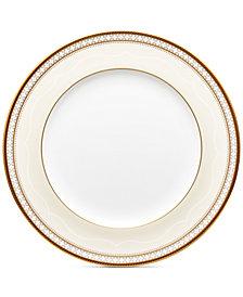 Noritake Trefolio Gold Salad Plate