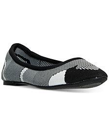 Skechers Women's Cleo - Wham Slip-On Casual Ballet Flats from Finish Line
