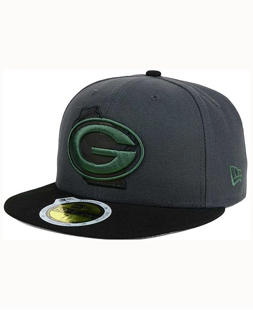 New Era Green Bay Packers State Flective 3.0 59FIFTY Cap  for sale