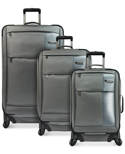 Travel Select Brisbane 3-Pc. Spinner Luggage Set, Only at Macy's
