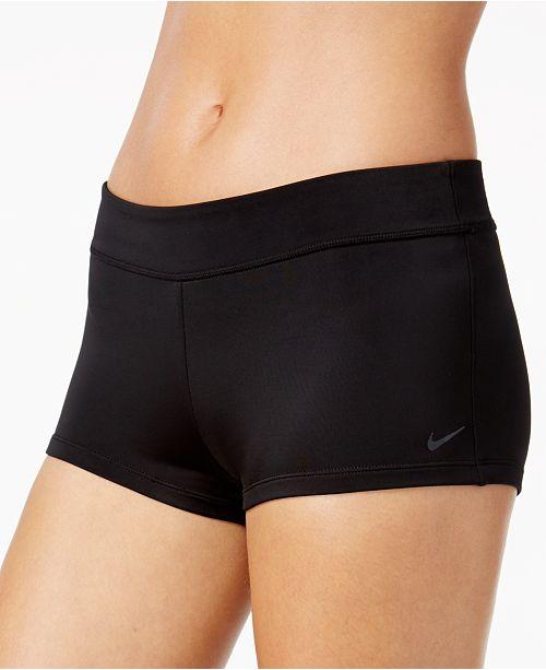 8d142094fb Nike Core Active Swim Shorts & Reviews - Swimwear - Women - Macy's