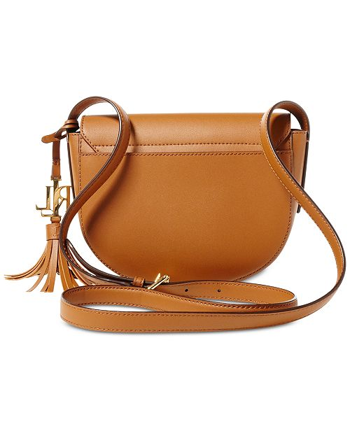 98730e5958 Lauren Ralph Lauren Dryden Caley Mini Saddle   Reviews - Handbags ...