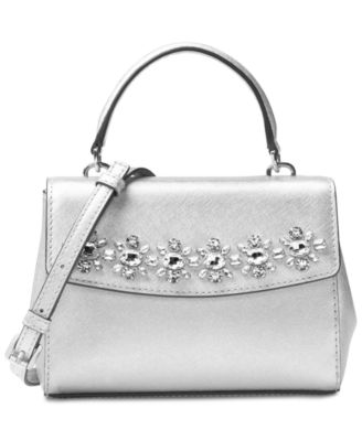 MICHAEL Michael Kors Ava Jewel Mini Crossbody