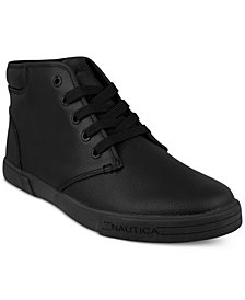 Nautica Men's Breakwater Lace-Up Sneakers